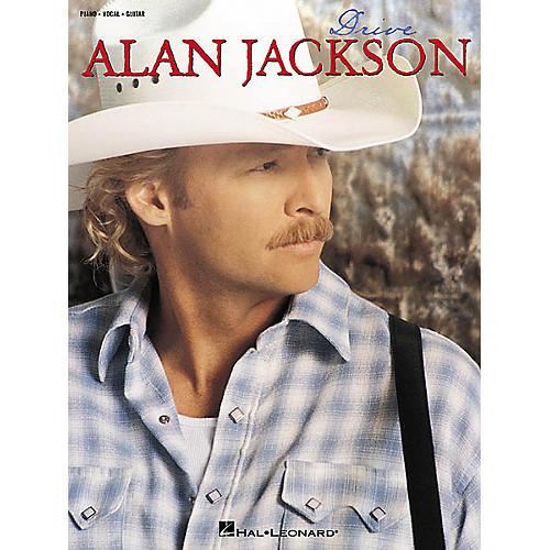 Hal Leonard Alan Jackson - Drive Book-thumbnail