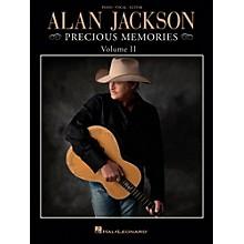 Hal Leonard Alan Jackson - Precious Memories Volume 2 for Piano/Vocal/Guitar (P/V/G)