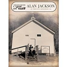 Hal Leonard Alan Jackson Precious Memories E-Z Play 279