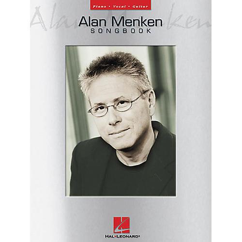 Hal Leonard Alan Menken Songbook-thumbnail