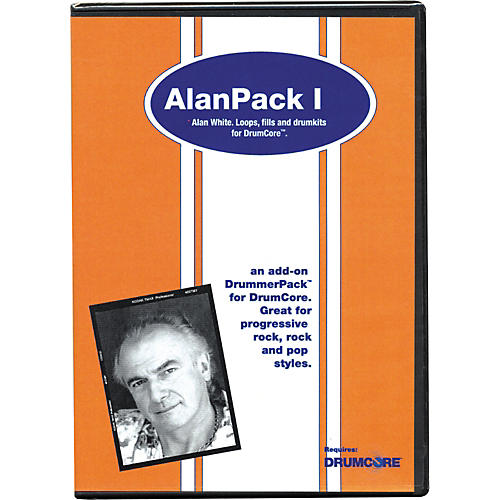 Sonoma Wire Works AlanPack I Add-On DrummerPack for DrumCore