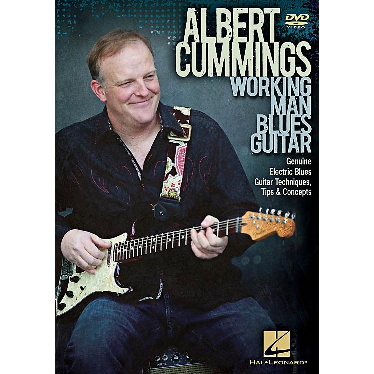 Hal LeonardAlbert Cummings - Working Man Blues Guitar DVD
