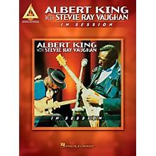 Hal Leonard Albert King With Stevie Ray Vaughan - In Session Guitar Tab Songbook