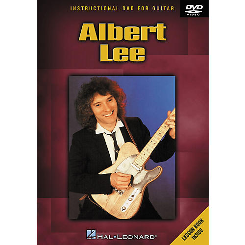Hal Leonard Albert Lee (DVD)