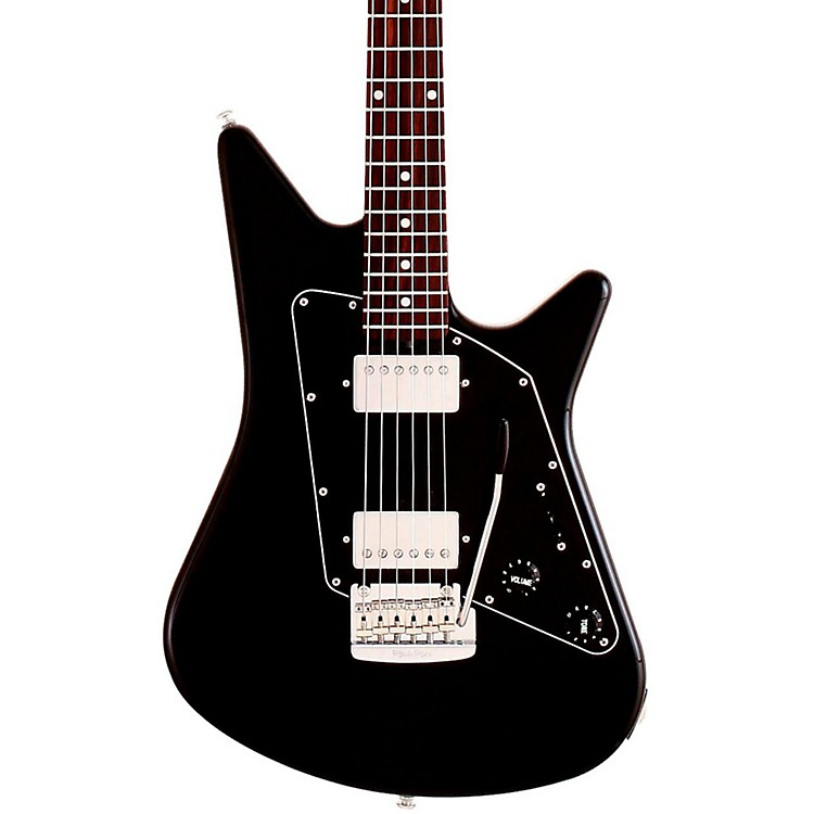 Music Man Albert Lee HH Electric Guitar with Tremolo Bridge Black