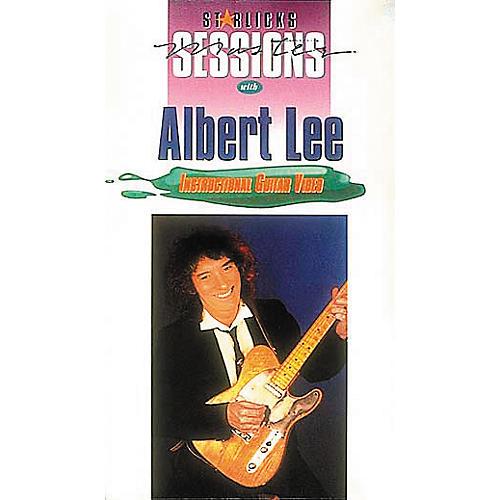Star Licks Albert Lee (Video Package)