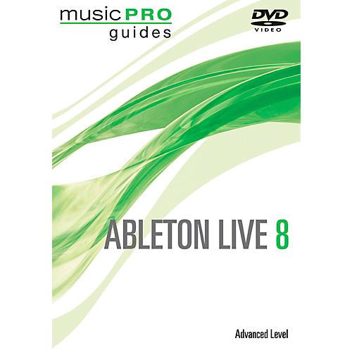 Hal Leonard Albeton Live 8 Advanced DVD music Pro Series