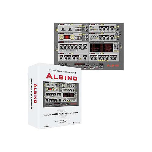 Rob Papen Albino V2 VSTi Software Synth
