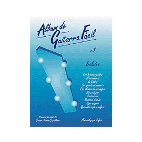 Alfred Album De Guitarra Facil Book