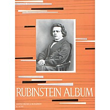 Editio Musica Budapest Album for Piano EMB Series Composed by Anton Rubinstein