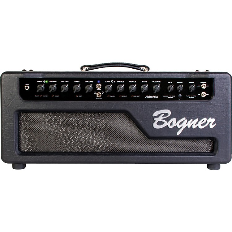 BognerAlchemist Series Tube Guitar Amp Head