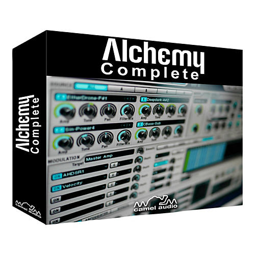 Camel Audio Alchemy Complete Software Download-thumbnail