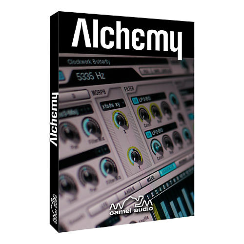 camel audio alchemy download