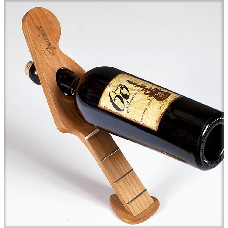 Fender Alder Wine Holder