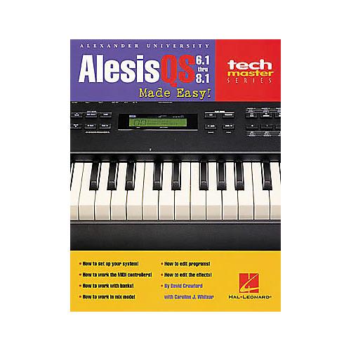Hal Leonard Alesis QS Made Easy! Book