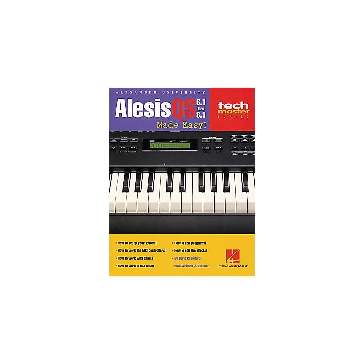 Hal LeonardAlesis QS Made Easy! Book