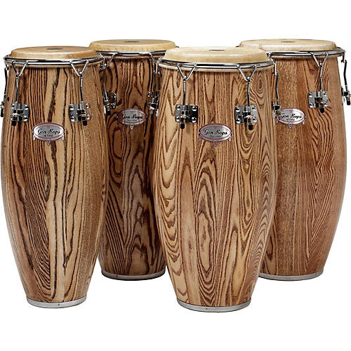 Gon Bops Alex Acuna Series Conga Drum Natural Lacquer