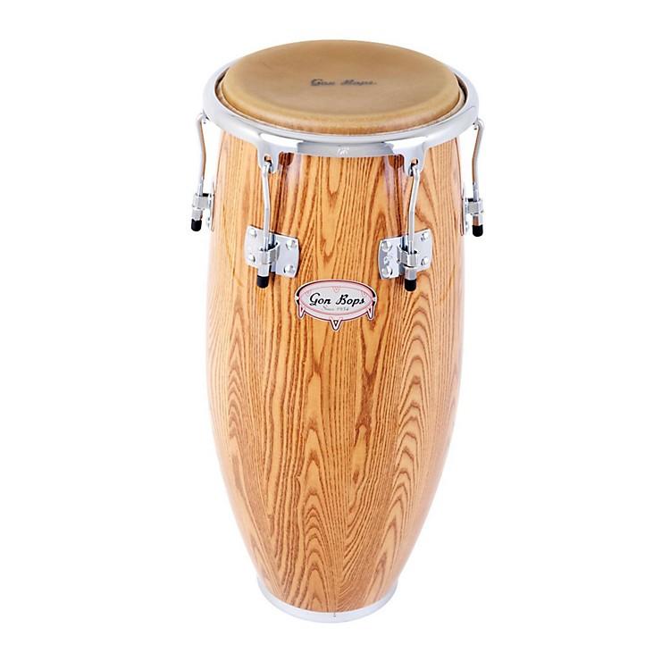 Gon BopsAlex Acuna Series Quinto DrumNatural Lacquer
