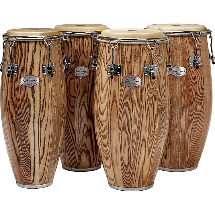 Gon BopsAlex Acuna Series Tumba DrumNatural Lacquer