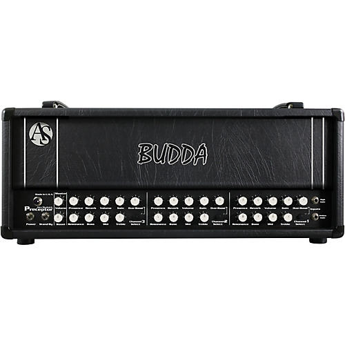 Budda Alex Skolnick Preceptor 120W Tube Guitar Amp Head