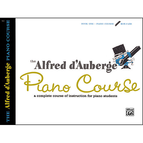 Alfred Alfred d'Auberge Piano Course Lesson Book 1