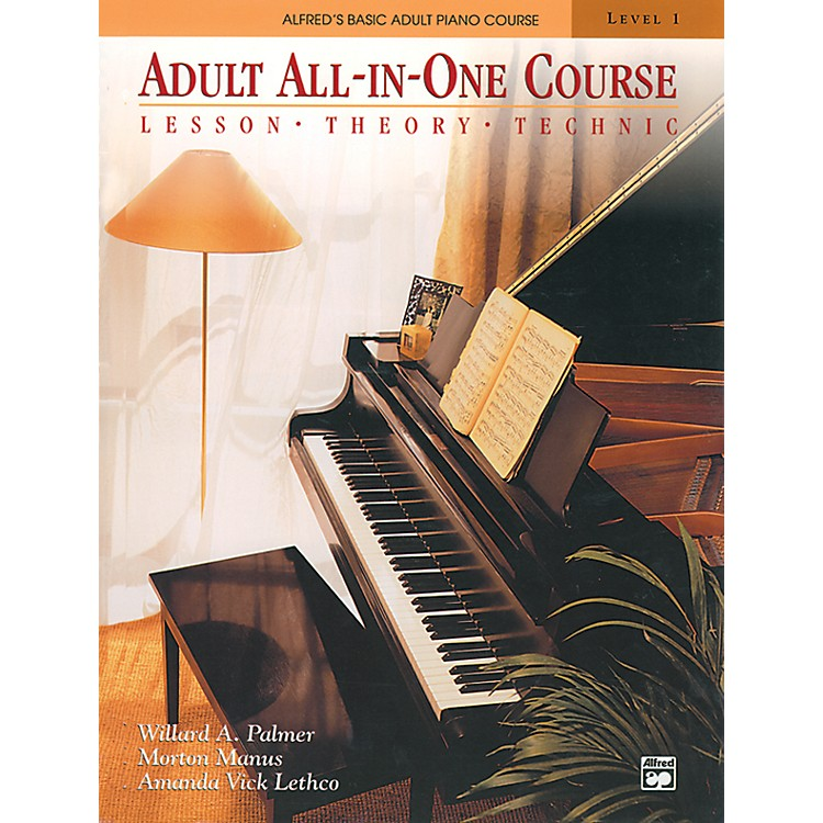 AlfredAlfred's Basic Adult All-in-One Course Book 1
