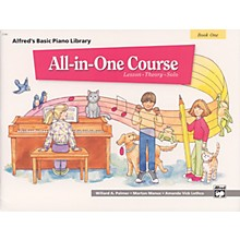 Alfred Alfred's Basic All-in-One Course Book 1