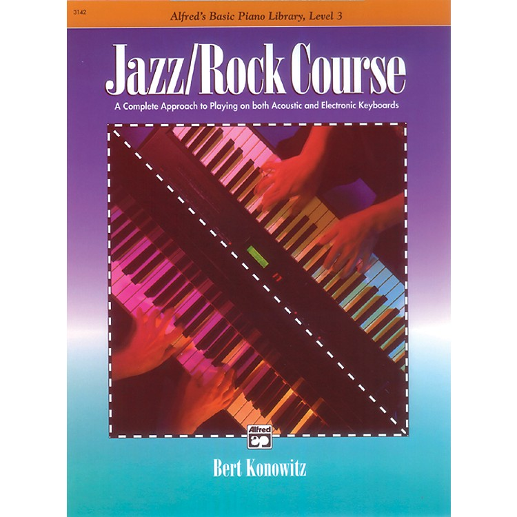 Alfred Alfred's Basic Jazz/Rock Course Lesson Book Level 3