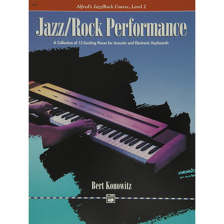 AlfredAlfred's Basic Jazz/Rock Course Performance Level 2