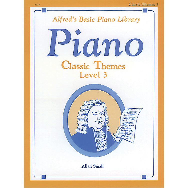 AlfredAlfred's Basic Piano Course Classic Themes Book 3