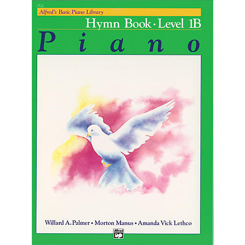 Alfred Alfred's Basic Piano Course Hymn Book 1B-thumbnail
