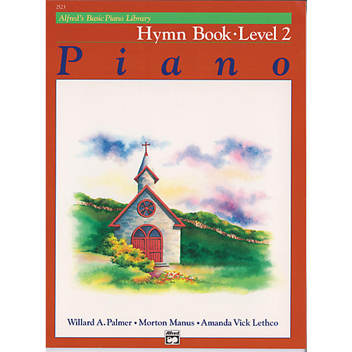 Alfred Alfred's Basic Piano Course Hymn Book 2