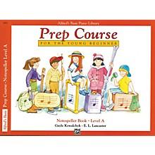 Alfred Alfred's Basic Piano Prep Course Notespeller Book A