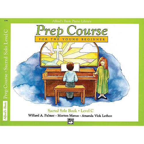 Alfred Alfred's Basic Piano Prep Course Sacred Solo Book C
