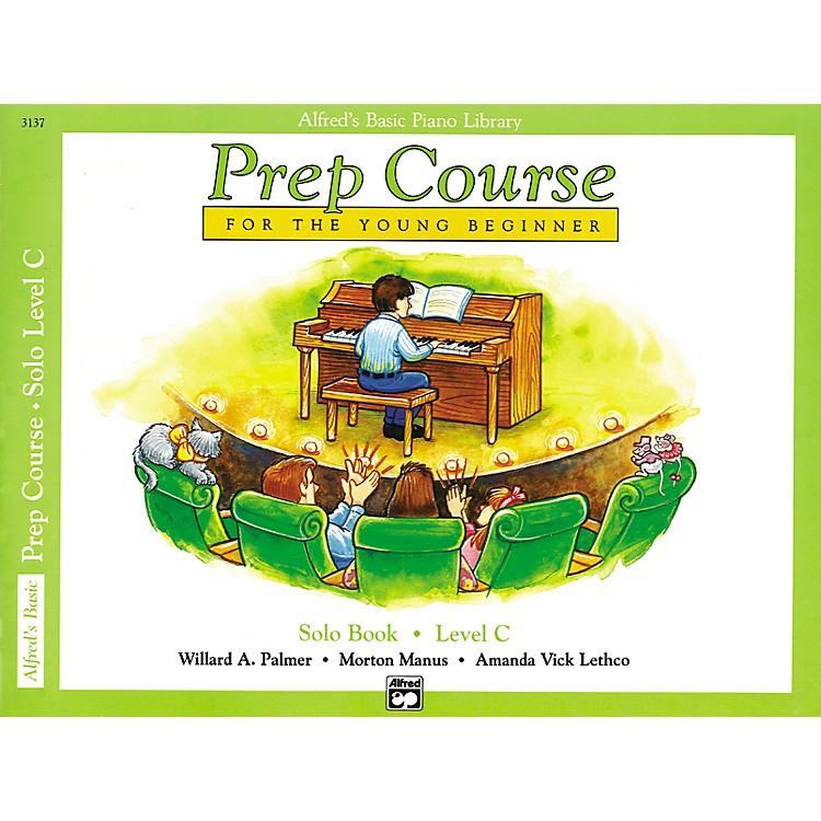 AlfredAlfred's Basic Piano Prep Course Solo Book C