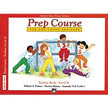 Alfred Alfred's Basic Piano Prep Course Technic Book A