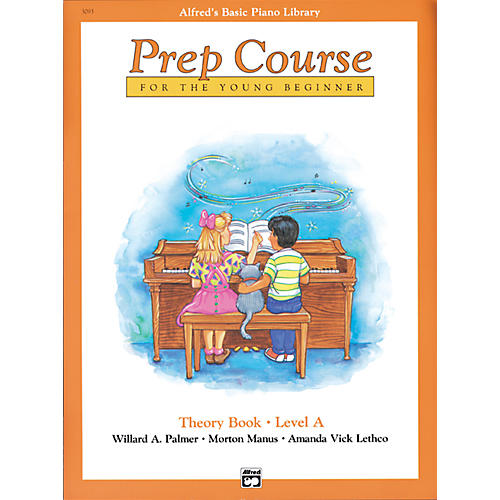 Alfred Alfred's Basic Piano Prep Course Theory Book A