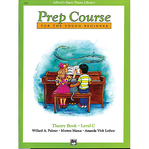 Alfred Alfred's Basic Piano Prep Course Theory Book C