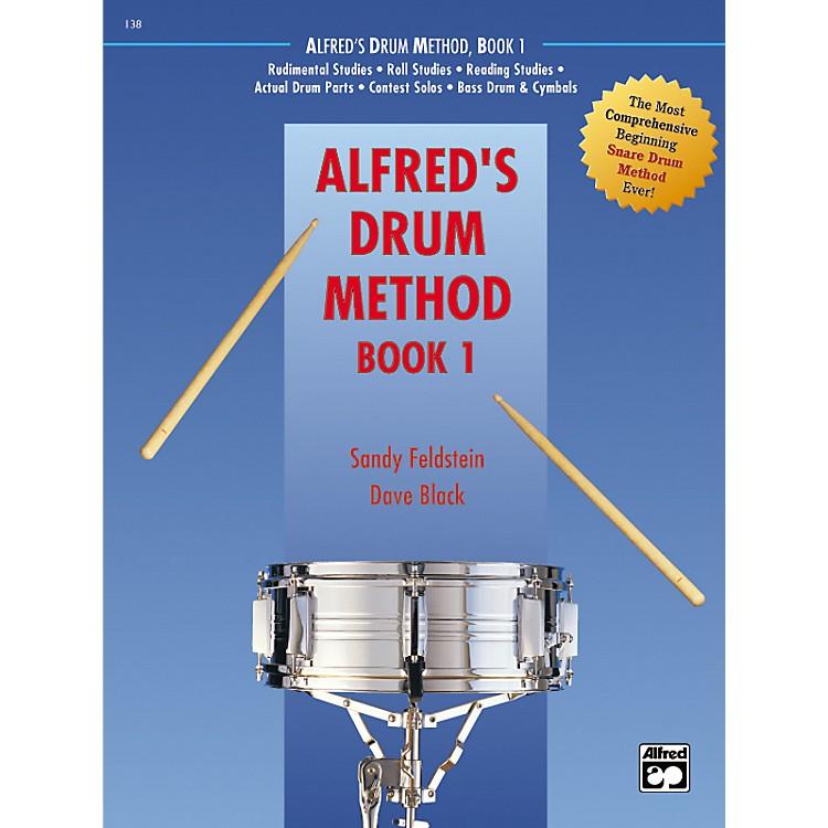 AlfredAlfred's Drum Method, Book 1