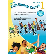 Alfred Alfred's Kid's Ukulele Course 1 DVD Beginner
