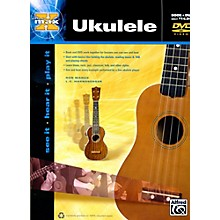 Alfred Alfred's MAX Ukulele Method Book & DVD