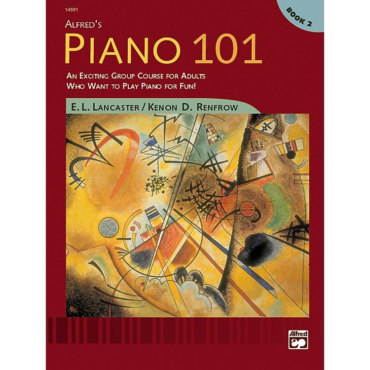 AlfredAlfred's Piano 101 Book 2
