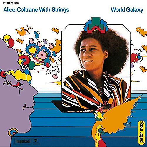 Alliance Alice Coltrane - World Galaxy