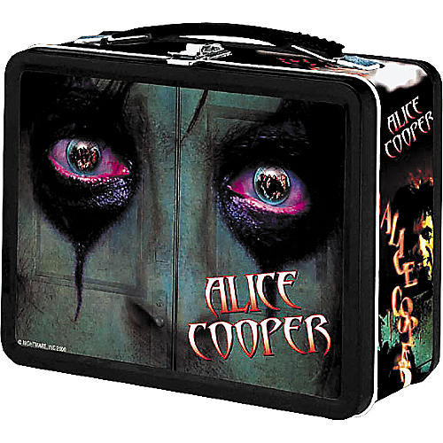 Gear One Alice Cooper Embossed Lunchbox-thumbnail