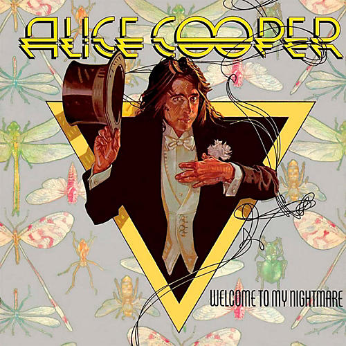 RED AliceCooper - Welcome to My Nightmare LP-thumbnail