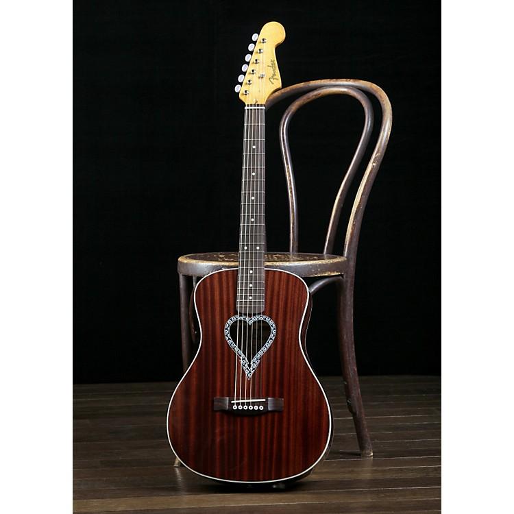 FenderAlkaline Trio Malibu Acoustic-Electric Guitar
