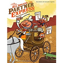 Hal Leonard All Aboard The Partner Express - Seasonal Partner Songs for Young Voices ShowTrax CD