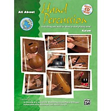 Alfred All About Hand Percussion (Book/CD)