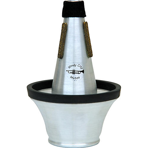 Windy City Mutes All-Aluminum Trumpet Cup Mute