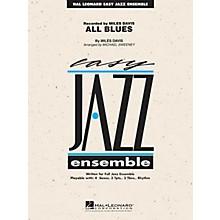 Hal Leonard All Blues Jazz Band Level 2 Arranged by Michael Sweeney